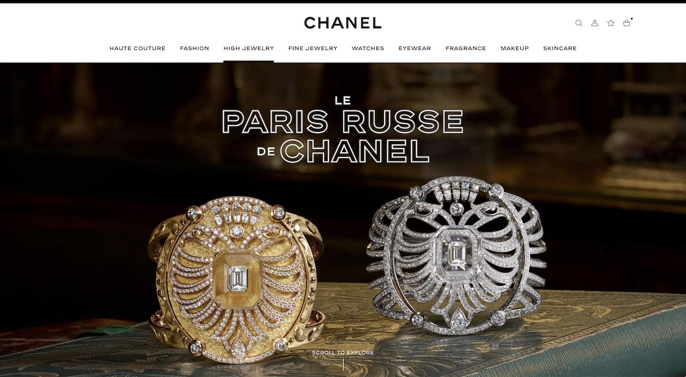 CHANEL-paris-russe-website