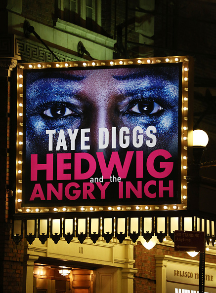 "Taye Diggs Debut Performance In Broadway's ""Hedwig And The Angry Inch"""
